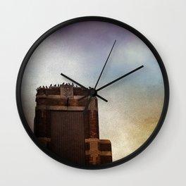 on top Wall Clock