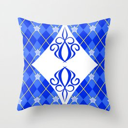 Cool Type Throw Pillow