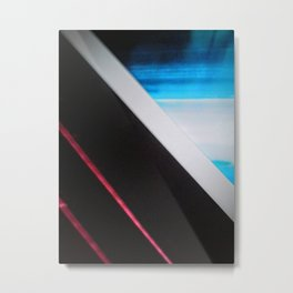Abstraction Series 001 - ILL Design Metal Print