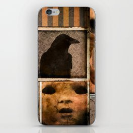 Gothic Menagerie iPhone Skin