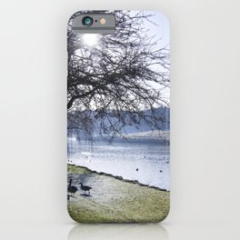 Misty Morning in Colour iPhone Case