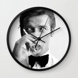 Roger Moore Cool Wall Clock