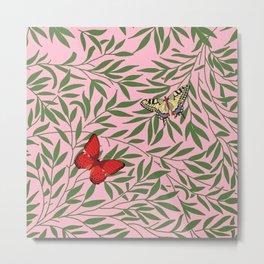 Papillons, butterflies Metal Print