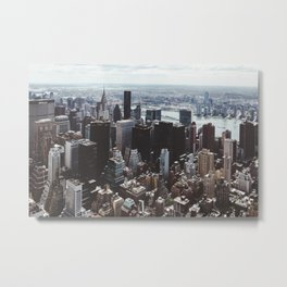 Empire II Metal Print