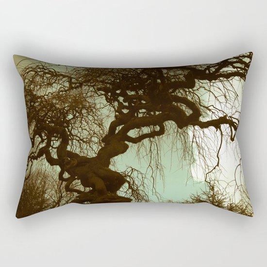 Remember. Landscape. Rectangular Pillow