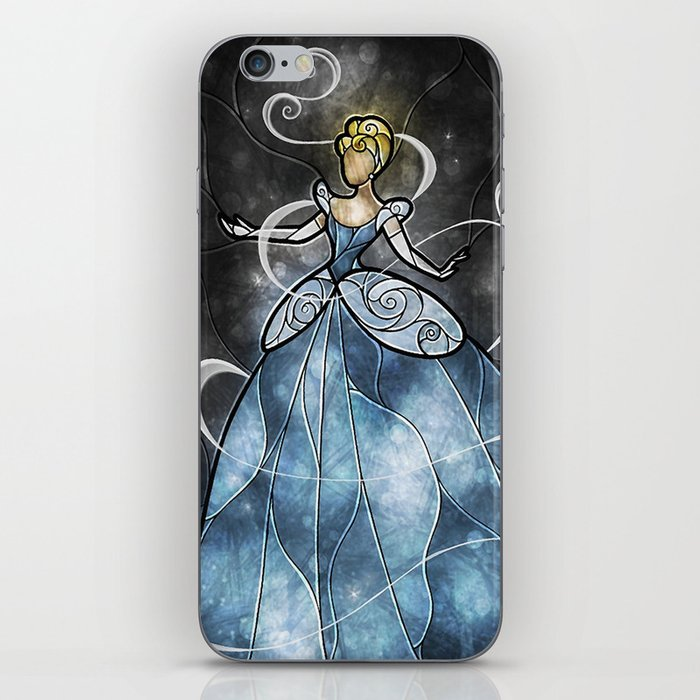 Bibbidi bobbidi iPhone Skin