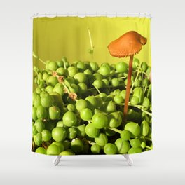 MUSHROOMLAND Shower Curtain