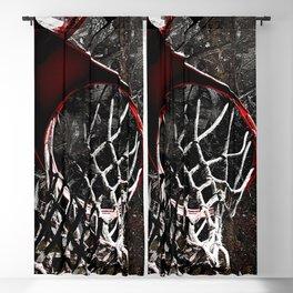 Basketball jam session version 1 Blackout Curtain