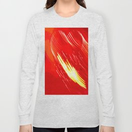 Valentine Heartquake Long Sleeve T-shirt