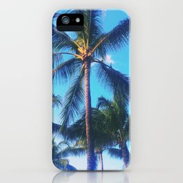 Miami Palm Trees II iPhone Case