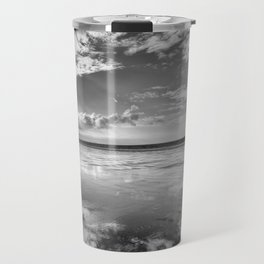 Berrow Beach Travel Mug