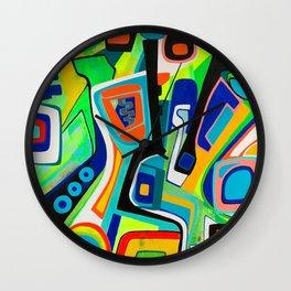 His Boy Elroy Wall Clock