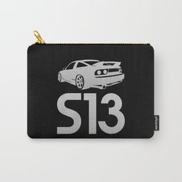 Nissan S13 - silver - Carry-All Pouch