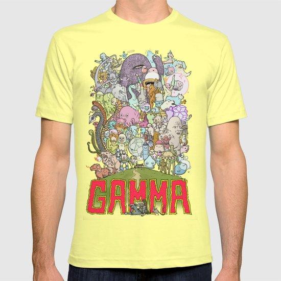 GAMMA cover T-shirt