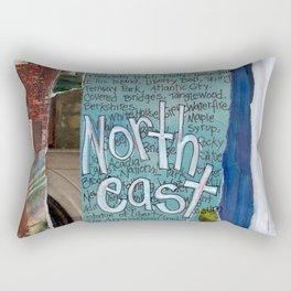 Northeast Rectangular Pillow