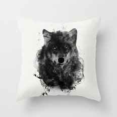 We are all Wolves Throw Pillow