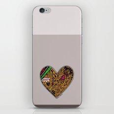 mini heart iPhone & iPod Skin