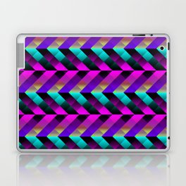 Dark Purple Laptop & iPad Skin