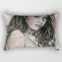 You Lied Rectangular Pillow