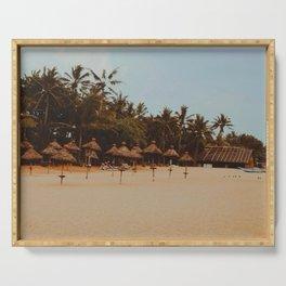 Mount Lavinia Beach, Colombo, Sri Lanka Serving Tray
