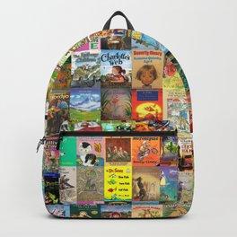 Children's Books Backpack