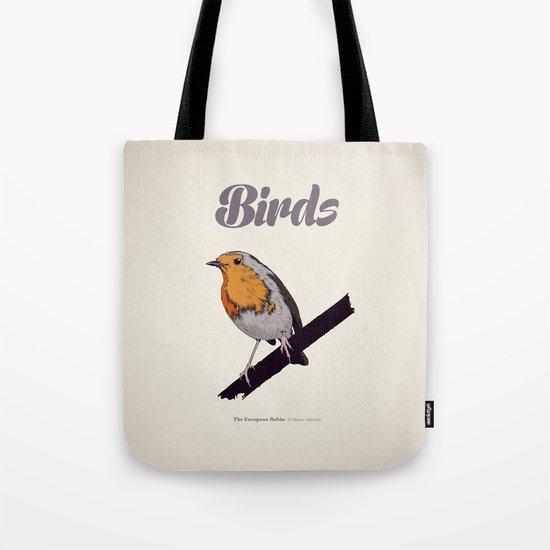 BIRDS 02 Tote Bag