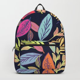 Bright leafs Backpack