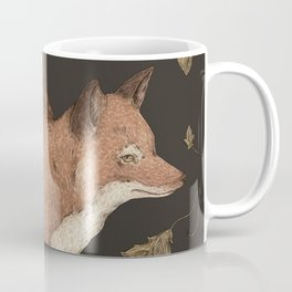The Fox and Ivy Coffee Mug
