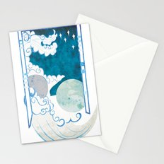Muse of Astronomy Stationery Cards