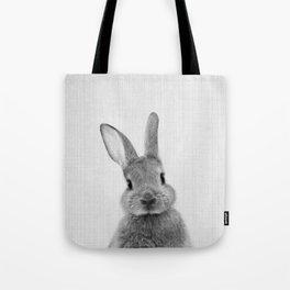 Print 48 - Peekaboo Bunny Tote Bag
