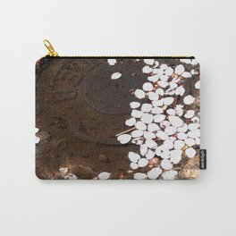 puddle petals Carry-All Pouch