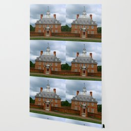 Governers Palace Colonial Williamsburg Wallpaper
