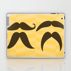 Mustache Love Laptop & iPad Skin