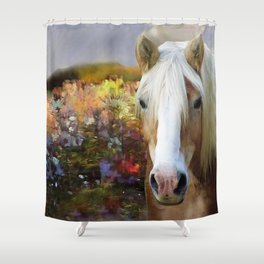 Flora Bella Shower Curtain