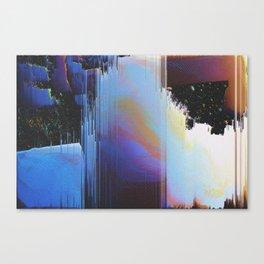 5P3CT4CL3 Canvas Print
