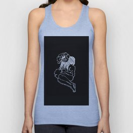 Love Yourself IV (Inverted) Unisex Tank Top