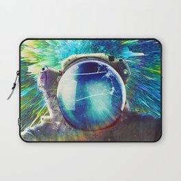 Colorful Abyss Laptop Sleeve