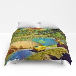 Gardens of Pluto Comforters