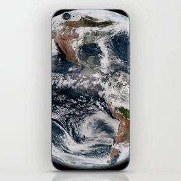 Earth 4 iPhone Skin