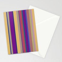 awning stripe Stationery Cards