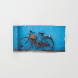 Indian Bicycle Hand & Bath Towel
