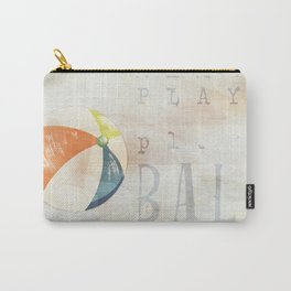 play ball Carry-All Pouch