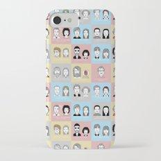 Sad Movie Couples Slim Case iPhone 7