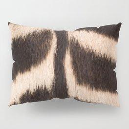 Zebra - zebra stripes -zebra skin - genuine - beautiful - #society6 #buyart Pillow Sham