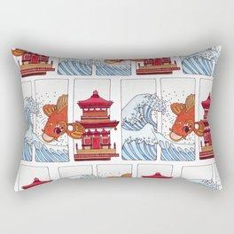 Japan Rectangular Pillow
