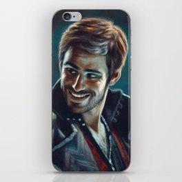 Captain Killian Jones iPhone Skin