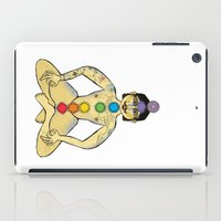 yoga iPad Cases featuring YOGA by Gianluca Floris