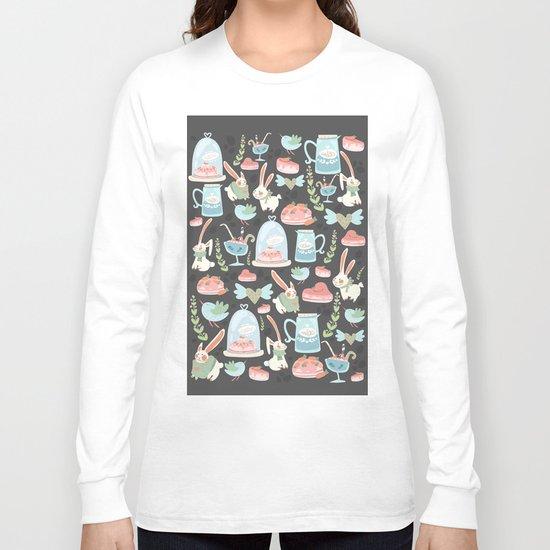 Bunny World Long Sleeve T-shirt