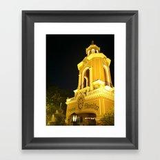 Casa Bonita Framed Art Print