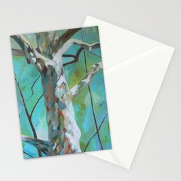 Heart Support III Stationery Cards